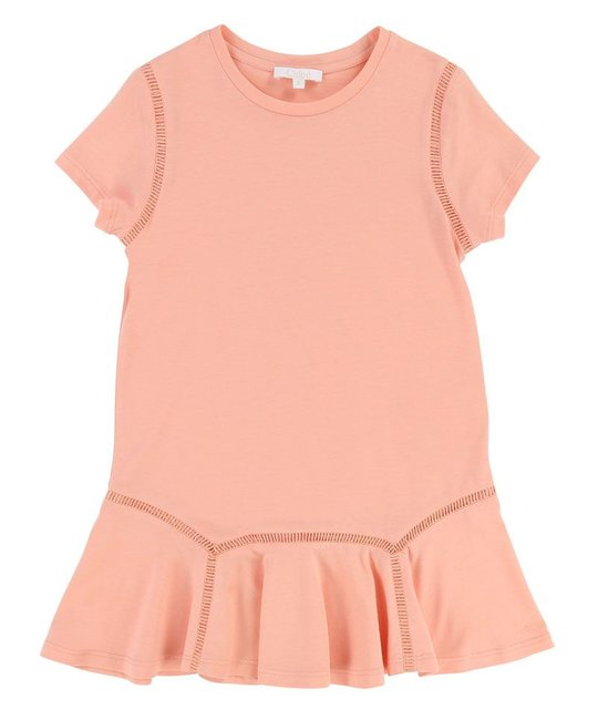CHLOÉ CHLOÉ GIRLS DRESS