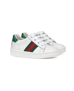 GUCCI JUNIOR NEW ACE SNEAKER