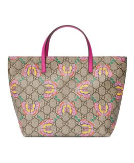 GUCCI GIRLS MICRO BUTTERFLY TOTE