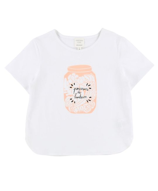 CARREMENT BEAU CARREMENT BEAU GIRLS TEE SHIRT