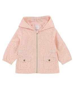 CARREMENT BEAU BABY GIRLS WINDBREAKER