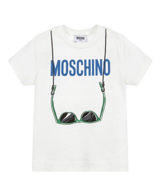 MOSCHINO MOSCHINO BOYS TEE SHIRT