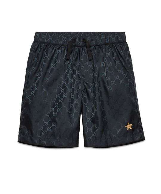 GUCCI GUCCI BOYS SWIM SHORTS