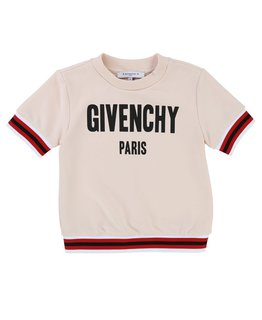 GIVENCHY GIRLS SWEAT TOP