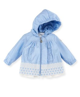 MONCLER BABY GIRLS AMATA JACKET