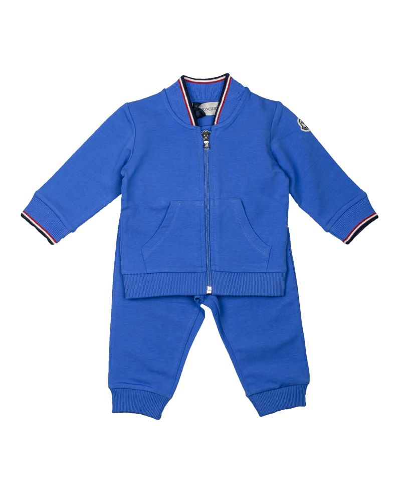 Moncler baby boys jogging suit