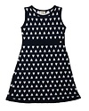 ARMANI JUNIOR ARMANI JUNIOR GIRLS DRESS