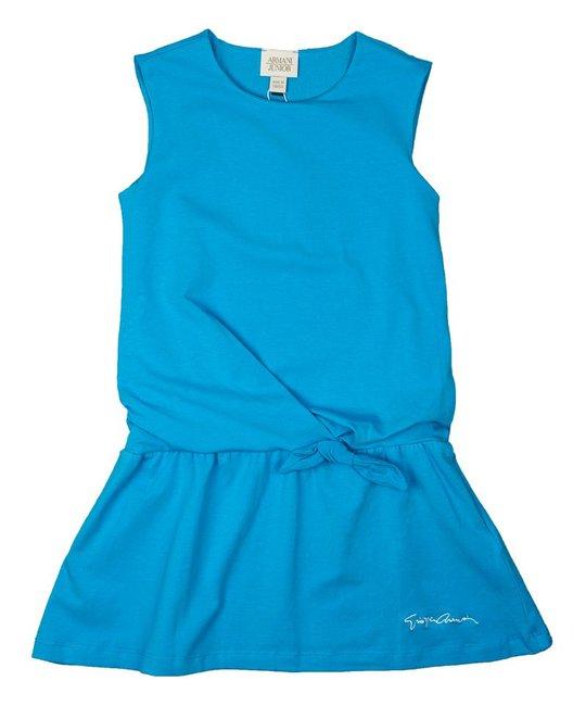 ARMANI JUNIOR ARMANI JUNIOR GIRLS DRESS