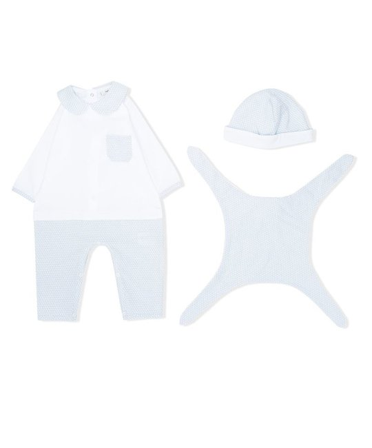 FENDI FENDI BABY BOYS GIFT SET