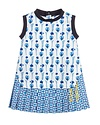 YOUNG VERSACE YOUNG VERSACE BABY GIRLS DRESS