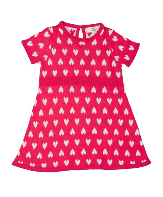ARMANI JUNIOR ARMANI JUNIOR BABY GIRLS DRESS