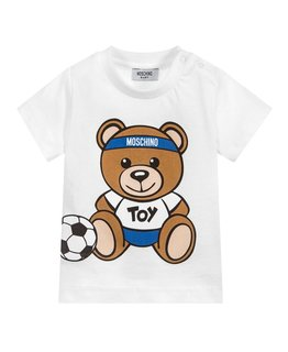 MOSCHINO BABY BOYS TEE SHIRT