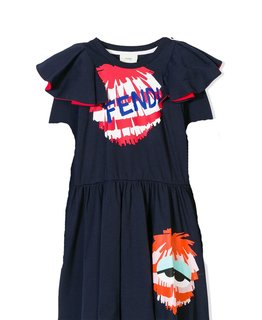 FENDI GIRLS DRESS