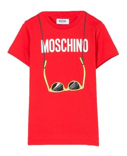 MOSCHINO BOYS TEE SHIRT
