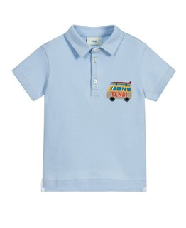 FENDI BABY BOYS POLO