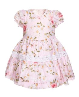 MONNALISA BABY GIRLS DRESS