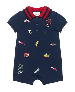GUCCI BABY BOYS JUMPER