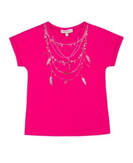 LILI GAUFRETTE GIRLS TEE SHIRT