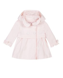 LILI GAUFRETTE BABY GIRLS RAINCOAT