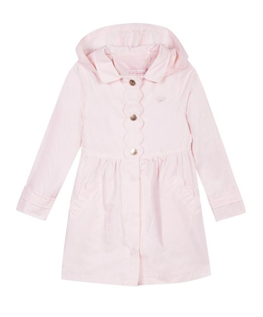 LILI GAUFRETTE LILI GAUFRETTE GIRLS RAINCOAT