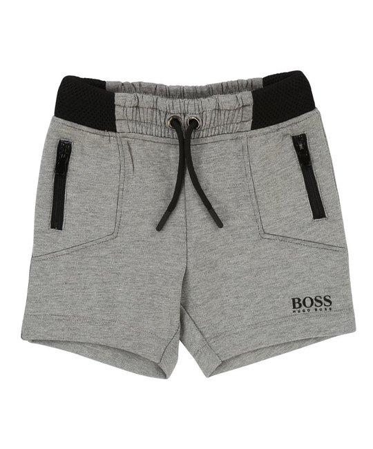 BOSS BOSS BABY BOYS SHORTS