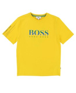 BOSS FIFA TEAM BRAZIL TEE SHIRT