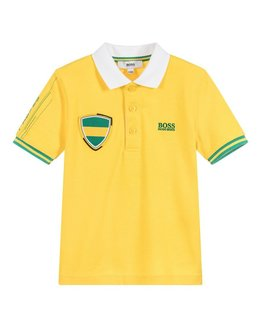 BOSS FIFA TEAM BRAZIL POLO