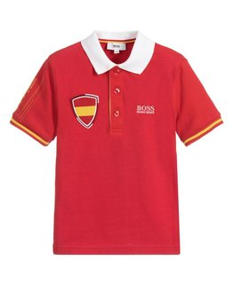 BOSS FIFA TEAM SPAIN POLO