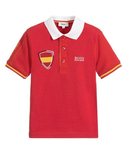BOSS BOSS FIFA TEAM SPAIN POLO