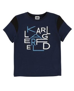 KARL LAGERFELD KIDS BOYS TEE SHIRT