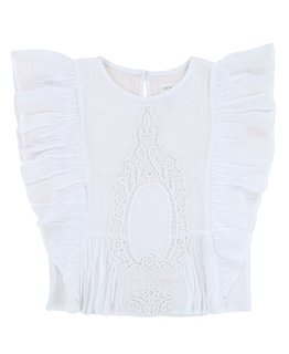 CARREMENT BEAU GIRLS BLOUSE