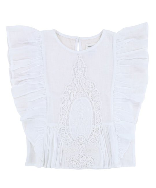 CARREMENT BEAU CARREMENT BEAU GIRLS BLOUSE