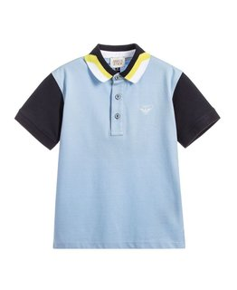 ARMANI JUNIOR BOYS POLO