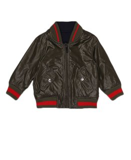DIESEL BABY BOYS REVERSIBLE JACKET
