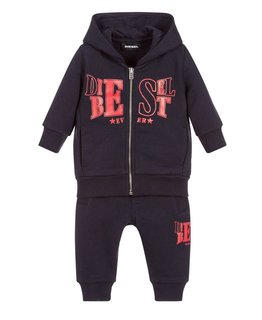 DIESEL BABY BOYS JOGGING SUIT