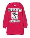MOSCHINO MOSCHINO GIRLS SWEATER DRESS