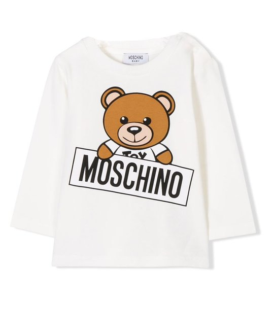 MOSCHINO MOSCHINO BABY BOYS TOP