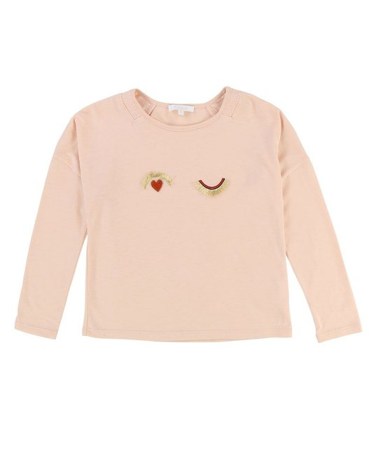 CHLOÉ CHLOÉ GIRLS TOP