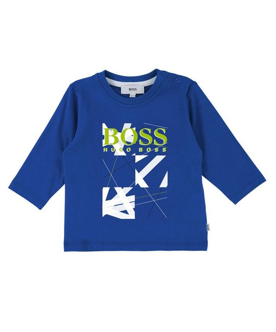 BOSS BOSS BABY BOYS TOP