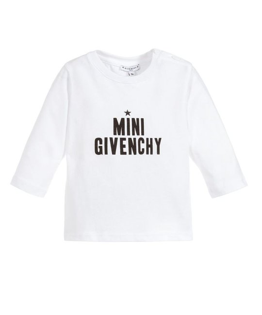 GIVENCHY GIVENCHY BABY BOYS TOP