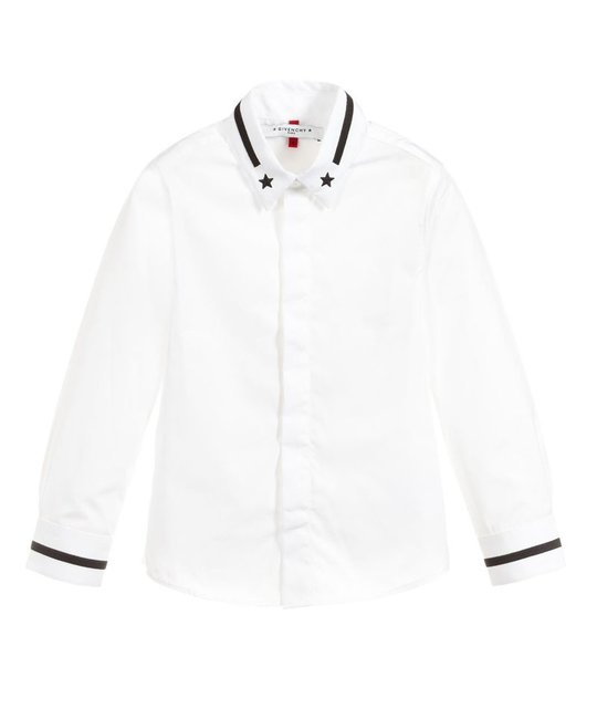 GIVENCHY GIVENCHY BOYS SHIRT