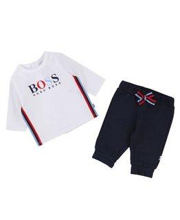 BOSS BABY BOYS TOP & PANT SET