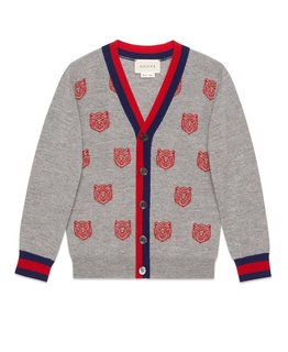 GUCCI BOYS CARDIGAN
