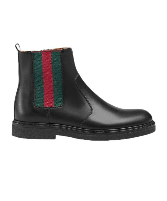 GUCCI GUCCI TEEN BOYS JOSHUA BOOT