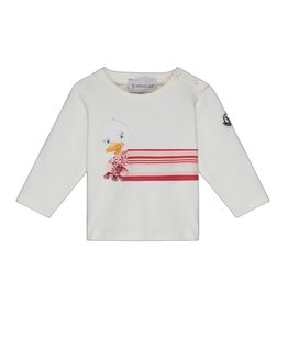 MONCLER BABY GIRLS TOP