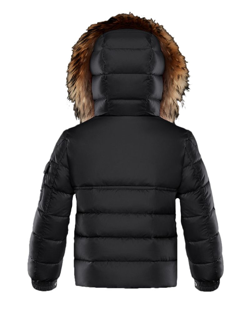 moncler byron jacket black