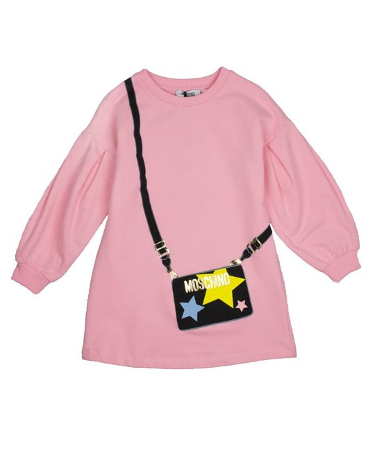 MOSCHINO MOSCHINO GIRLS DRESS
