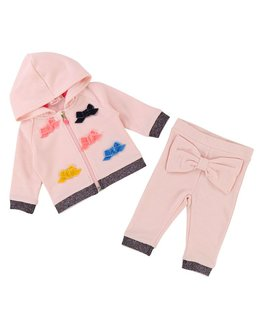 BILLIEBLUSH BABY GIRLS JOGGING SUIT
