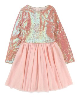 BILLIEBLUSH GIRLS DRESS