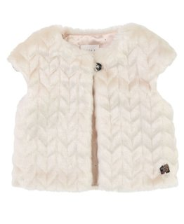 CARREMENT BEAU BABY GIRLS VEST